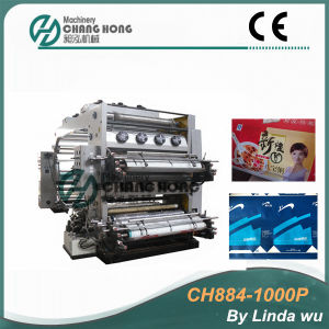 Packaging Paper Flexo Printing Machine (CH884-1000P) pictures & photos