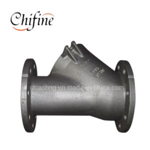 Customized High Quality Sand Casting Valve Parts pictures & photos