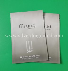 Vacuum Facial Mask Package Bag, Professional Manufacturer pictures & photos