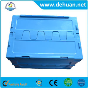PP Plastic Foldable Turnover Case / Container / Basket Bulk Cheap pictures & photos