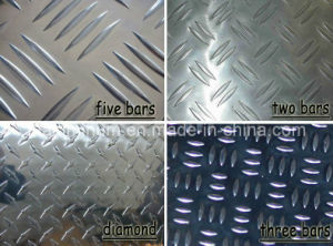 China Supplier Aluminum Tread Plate with Various Sizes pictures & photos