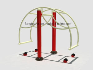 Outdoor Exercise Equipment Climbing Net FT-Of347 pictures & photos