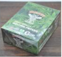 Green Herb 5 Meter Smoking Rolling Paper 24 Roll/Box (ES-RP-059) pictures & photos