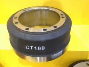 Dt189 Truck Brake Drum pictures & photos