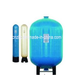 FRP Pressure Vessel Spray-up FRP GRP Water Tank Fuel Tank pictures & photos