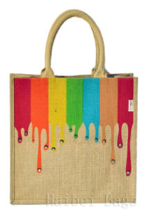 Environmental Protection Jute Shopper (hbnb-49) pictures & photos
