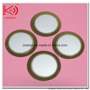 Wholesale Piezo Ceramic Element Round Piezoelectric Disc pictures & photos