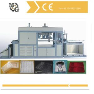 PLC Control Fully Automatic Vacuum Forming Machine pictures & photos