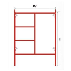 Steel Frame-Fast Lock for Scaffolding pictures & photos