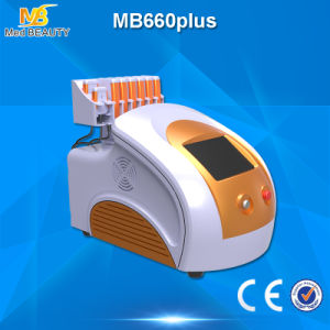Cavitation+Vacuum+Laser+Bipolar RF Body Slimming (MB660plus) pictures & photos