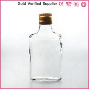 200ml Glass Bottle for Wine Liquor with Aluminium Cap pictures & photos