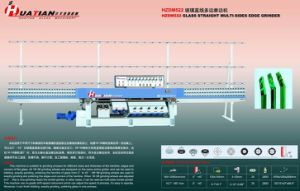 9 Motors Flat Glass Straight Line Polishing Machine pictures & photos