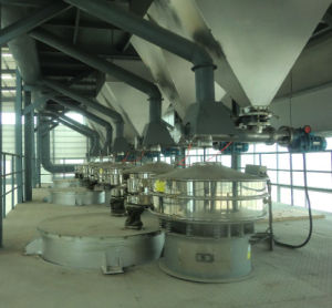 Sifting Machine & Equipment for Powder, Granule, Pulp, Slurry... pictures & photos
