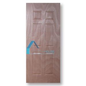 Best Seller Door Panel Molded Plywood Door Skin with Natural Wainut pictures & photos