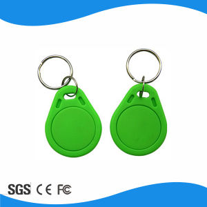 High Quality 125kHz Tk4100 Chips RFID Key Fob pictures & photos