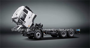 Ud 6X4 390HP Euro IV Special Operations Truck Chassis pictures & photos
