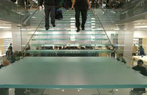 Balustrade Frameless Glass Stair (GS. 01G. SS) pictures & photos