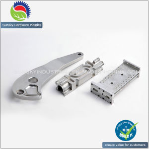Custom Precision CNC Machined Aluminium Parts (AL12022) pictures & photos