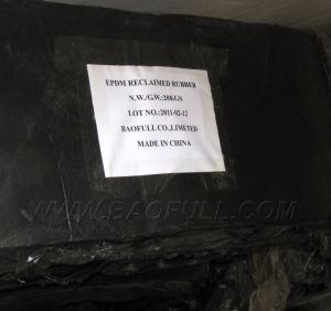 Inexpensive High Quality Latex Reclaimed Rubber pictures & photos