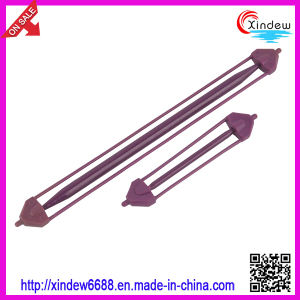 Plastic Knitting Needle with Cap (XDKA-003) pictures & photos