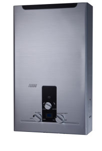 Instant Gas Water Heater with LCD Display and Different Color for Optional