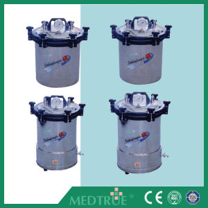 CE/ISO Approved Stainless-Steel Portable Steam-Pressure Disinfecting Apparatus /Autoclave (MT05004001) pictures & photos