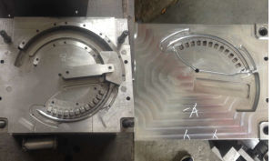 Injection Mold for Shower Sprinkler Head pictures & photos