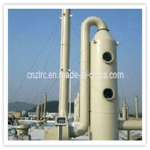 GRP Fiberglass Composite FRP GRP Gas Filtration Tower pictures & photos