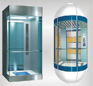 Panoramic Elevator / Lift Price, Elevator Factory pictures & photos
