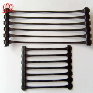 Uniaxial Plastic Geogrid Price pictures & photos