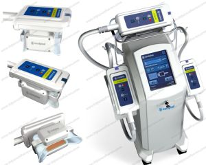 100% Fat Freezing Cryo Therapy Cold Body Sculpting Machine pictures & photos