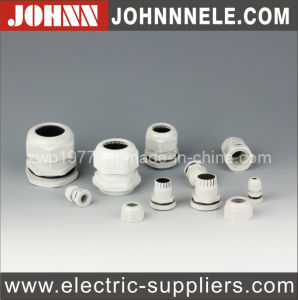 Electronic Watertight Cable Gland Nylon Cable Glands pictures & photos