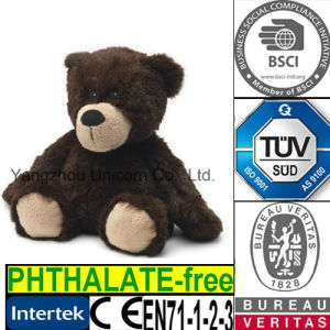 SGS Kids Gift Stuffed Animal Soft Plush Toy Brown Bear pictures & photos