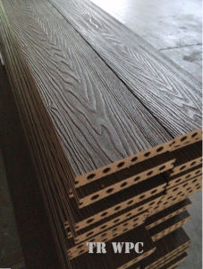 Supply 140*25mm Co-Extruded WPC Decking pictures & photos