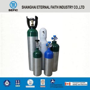 2014 High Pressure Seamless Aluminum Oxygen Bottle (LWH180-10-15) pictures & photos
