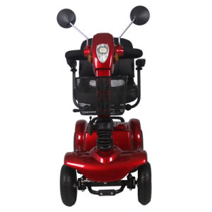 Zvgreen Hot Sales Four Wheels Electric Scooter with Foldable Fuction pictures & photos
