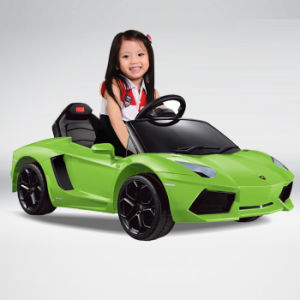 Licensed Lamborghini Aventador Lp 700-4 RC Ride on Car for Kids