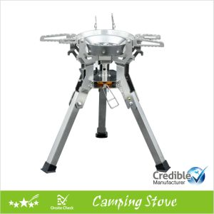 Folding Stainless Steel Camping Stove pictures & photos
