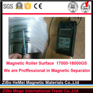 Dry High Intensity Magnetic Separator Roller pictures & photos