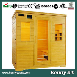 2014 Kl-4L New Luxury CE Certification Indoor Far Infrared Ceramic Heater Good Sauna Cabin