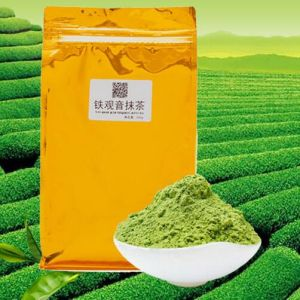Vacuum Packed Tie Guanyin Matcha Green Tea Powder pictures & photos