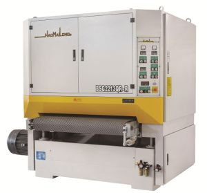 Double Heads Lacquer Sanding Machine