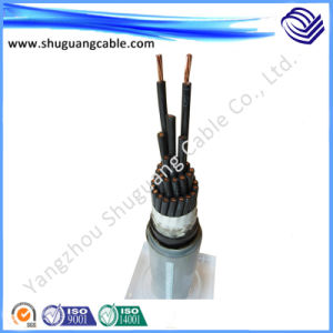 Flame Retardant/Cu Tape Screened/Armoured/XLPE Insulated/PVC Sheathed/Control Cable pictures & photos
