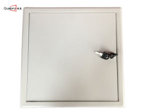 Sheet Metal Exterior Access Panel with Cylinder Lock AP7030 pictures & photos