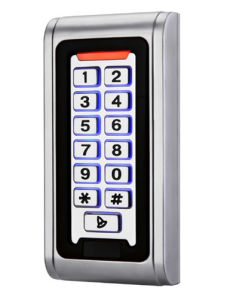 High Safety and Reliability Waterproof Password Access Controller M6 for Public Places pictures & photos