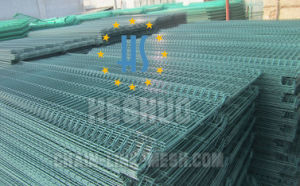 Yard Guard PVC Coated Wire Mesh Fence pictures & photos