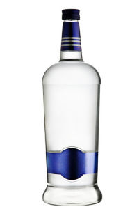 Vodka Glass Bottle, Whiskey Glass Bottle pictures & photos