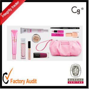 Pink Clutch Cosmetic Bag pictures & photos