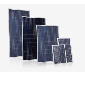 Clean Energy From Sunlight Solar Panel Producing Electricity for Both Facotry and Home pictures & photos