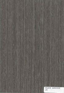 Black Apricot Veneer Plywood/Veneer MDF -26
